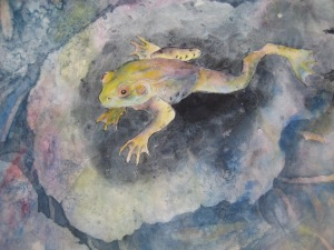 #25. Leaping Frog