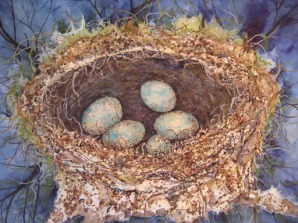 Nest Affair 18W x 14H