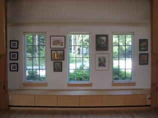Harris Center Exhibits 2013